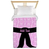 Tae kwon do Luxe Twin Duvet Cover