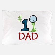 #1 Dad Pillow Case