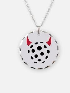 Floorball devil Necklace