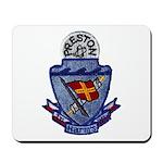 USS PRESTON Mousepad