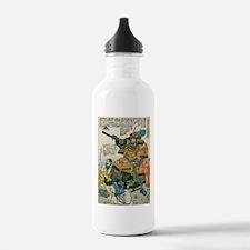 Samurai Kato Kiyomasa Water Bottle