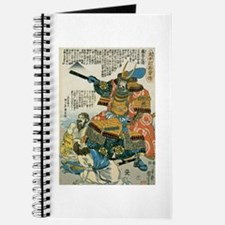 Samurai Kato Kiyomasa Journal