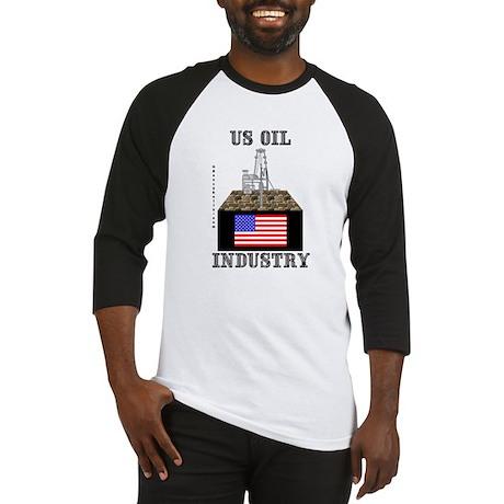 US Oil Baseball Jersey