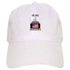 US Oil Baseball Cap