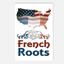 American French Roots Postcards (Package of 8)