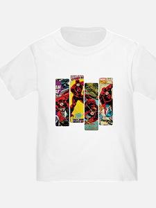 Daredevil Comic Panels T