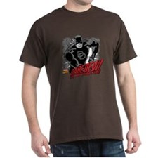 Daredevil Black and White T-Shirt