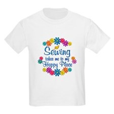 Sewing Happy Place T-Shirt