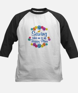 Sewing Happy Place Tee