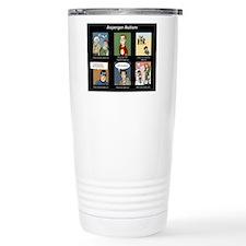 Aspie what Travel Mug