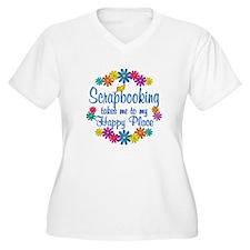 Scrapbooking Happ T-Shirt