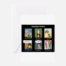 Aspie what Greeting Cards