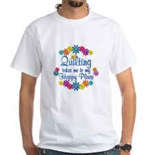 Quilting Happy Place Shirt