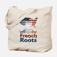 American French Roots Tote Bag