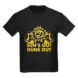 Suns out guns out Kids