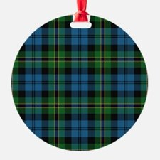 Polaris Tartan Ornament