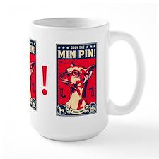 minpin3_coffee Mugs