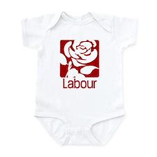 Labour Party Infant Bodysuit