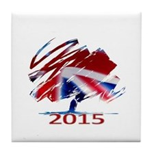 2015 Conservatives Tile Coaster