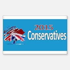 2015 Conservatives Sticker (rectangle)
