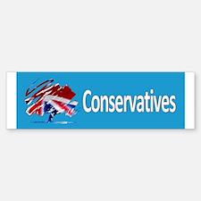 Conservative Party Bumper Bumper Sticker