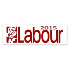 Labour Party 2015 Bumper Sticker