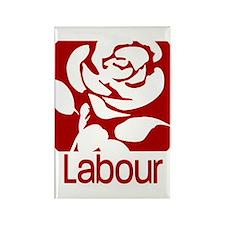 Labour Party Rectangle Magnet