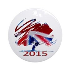 2015 Conservatives Ornament (Round)