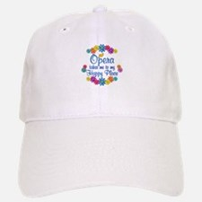 Opera Happy Place Baseball Baseball Cap
