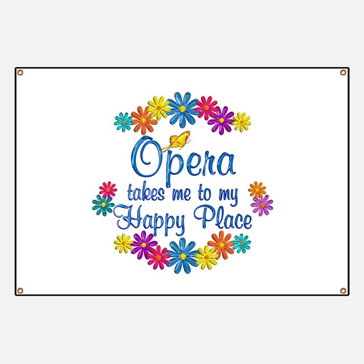 Opera Happy Place Banner