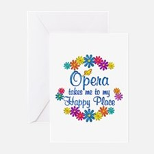 Opera Happy Place Greeting Cards (Pk of 20)