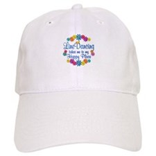 Line Dancing Happy Place Baseball Cap