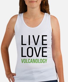 Volcanology Women's Tank Top
