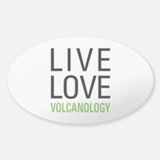 Volcanology Decal