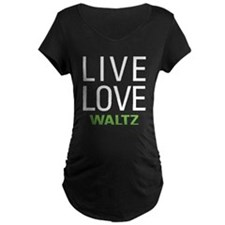 Live Love Waltz T-Shirt