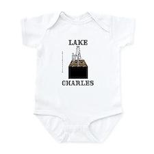 Lake Charles Infant Bodysuit