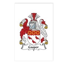 Cooper Postcards (Package of 8)