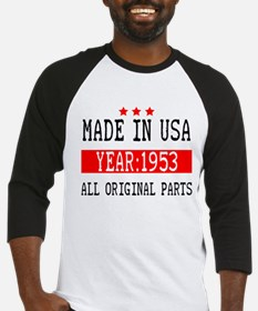 Made In Usa - 1953 Baseball Jersey
