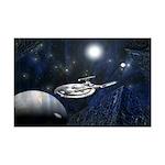 Star Trek Enterprise Mini Poster Print
