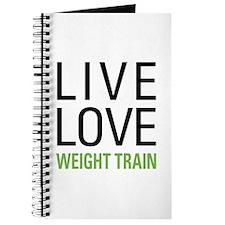 Weight Train Journal