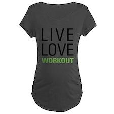 Live Love Workout T-Shirt