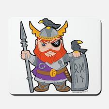 Odin, Lord Of Asgard Mousepad