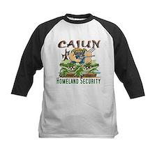 Cajun Homeland Security Baseball Jersey