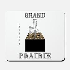 Grand Prairie Mousepad