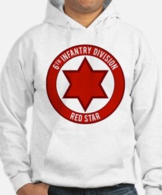 """6th Infantry """"Red Star"""" Hoodie"""