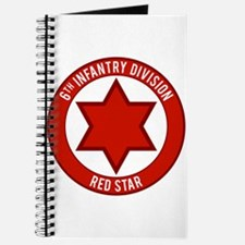 "6th Infantry ""Red Star"" Journal"