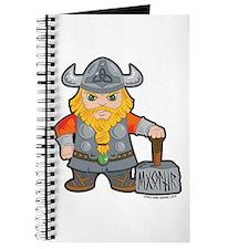 Thor, God Of Thunder Journal