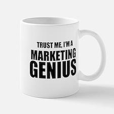 Trust Me, I'm A Marketing Genius Mugs
