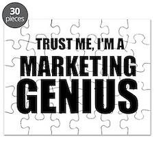 Trust Me, I'm A Marketing Genius Puzzle