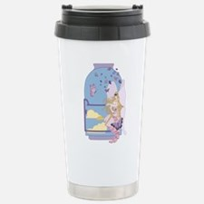 Tarot The Queen of Swords Travel Mug